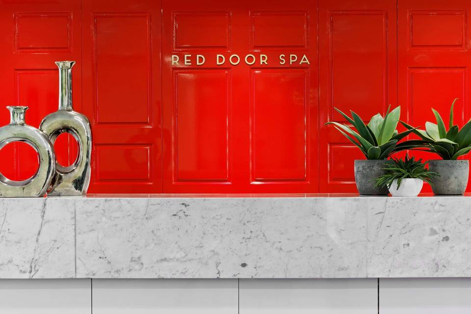 The Red Door at Chevy Chase