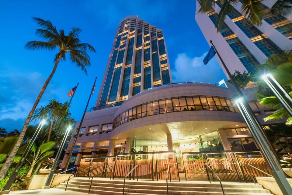 Prince Waikiki Exterior Ver. 2