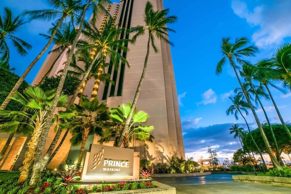 Prince Waikiki Exterior Ver. 1