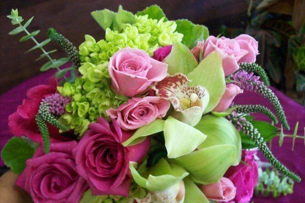 A Flower Girls Dream
