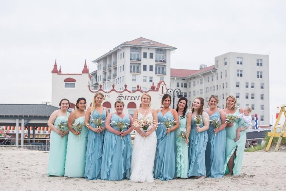 Flanders Hotel Bridal Beach