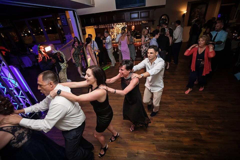 Keep them dances going