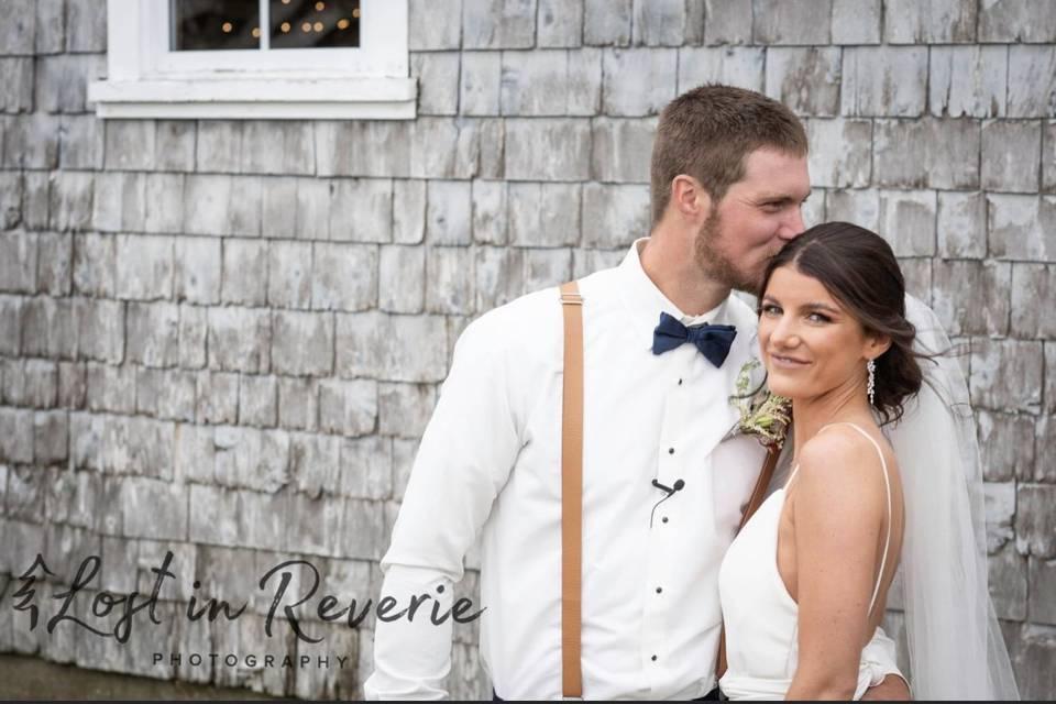 Mr & Mrs Emery
