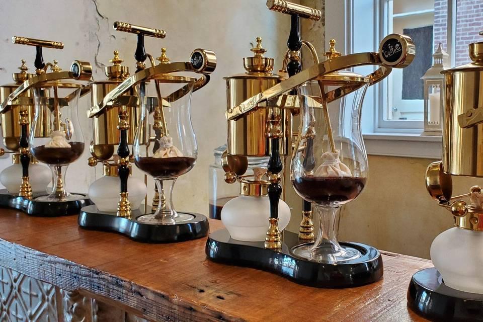 Gourmet Coffee Bar