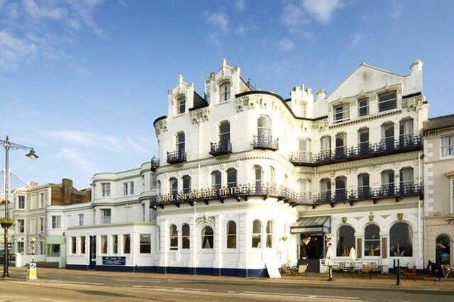 The Royal Esplanade Hotel