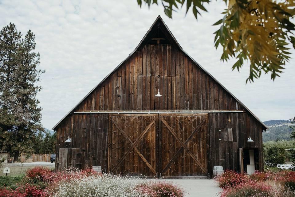 Tin Roof Barn