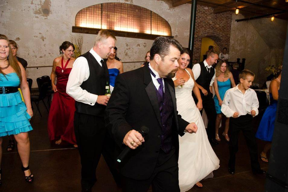 More dancing with the Lockabys and their reception party! This was at The Bleckley Inn in Anderson, SC