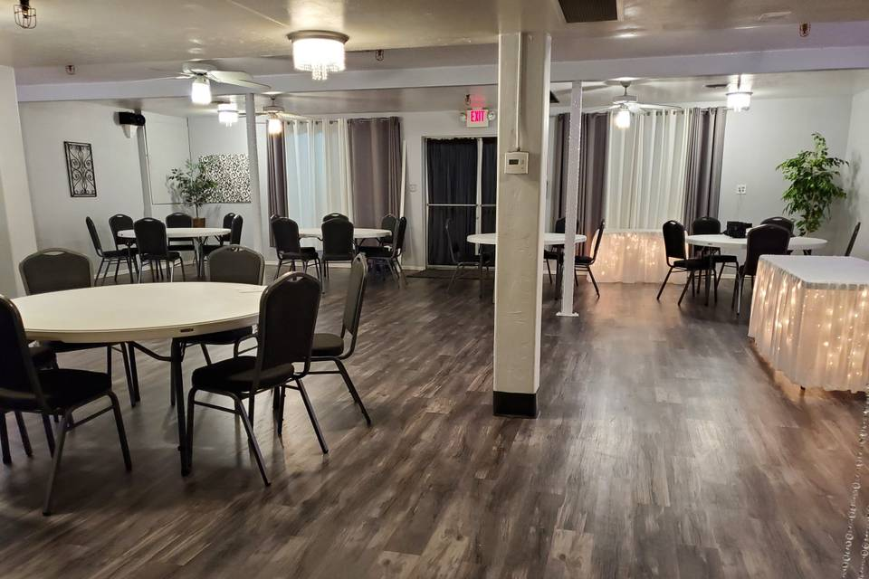 Smaller Onyx room