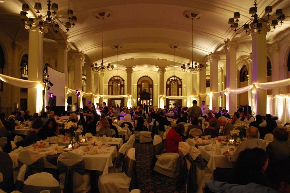 Aurora Event Lighting & Rentals