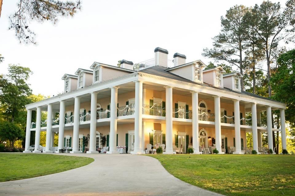 Oak Island Mansion