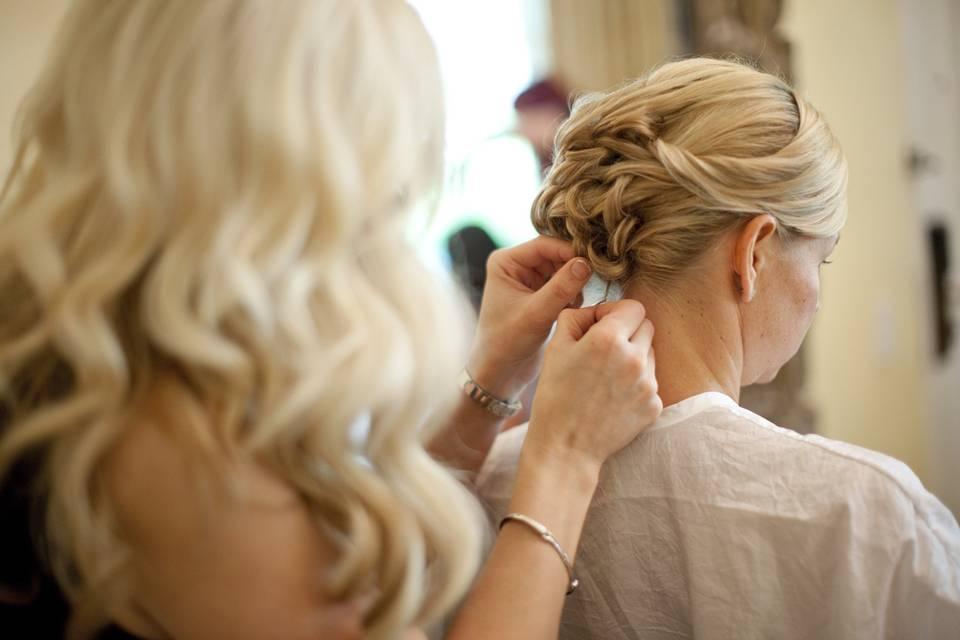 Hair and Makeup by Sarah
