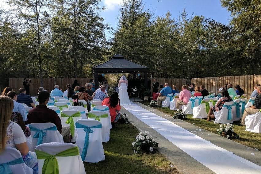 Solid Rock Wedding Chapel/Event Center
