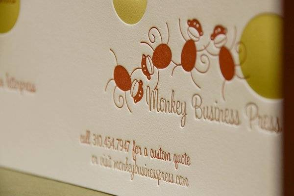 Monkey Business Press