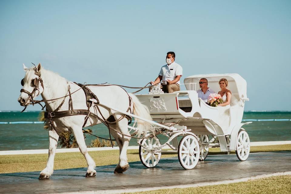 Romantic Ride