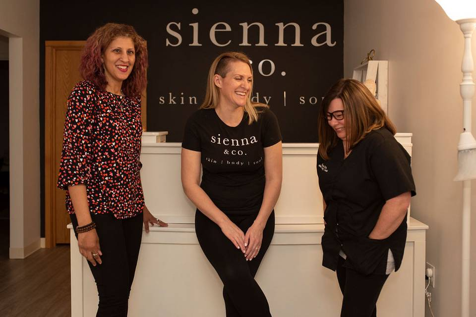 Faces by Sienna & Co., Inc.