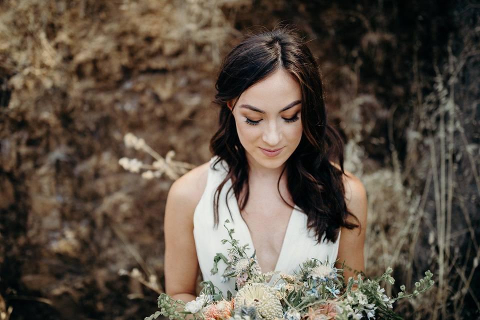 Summer Bridal Beauty