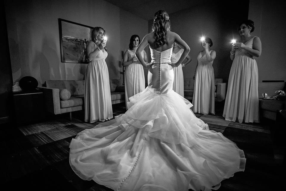TWA Photographic Artists - the dress