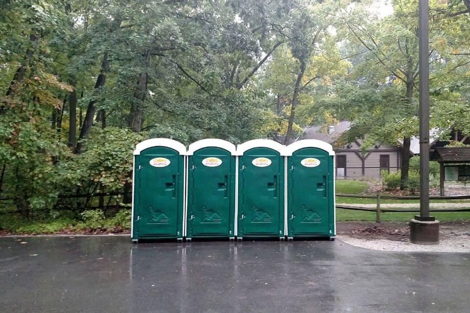 Co-Man Portable Toilets