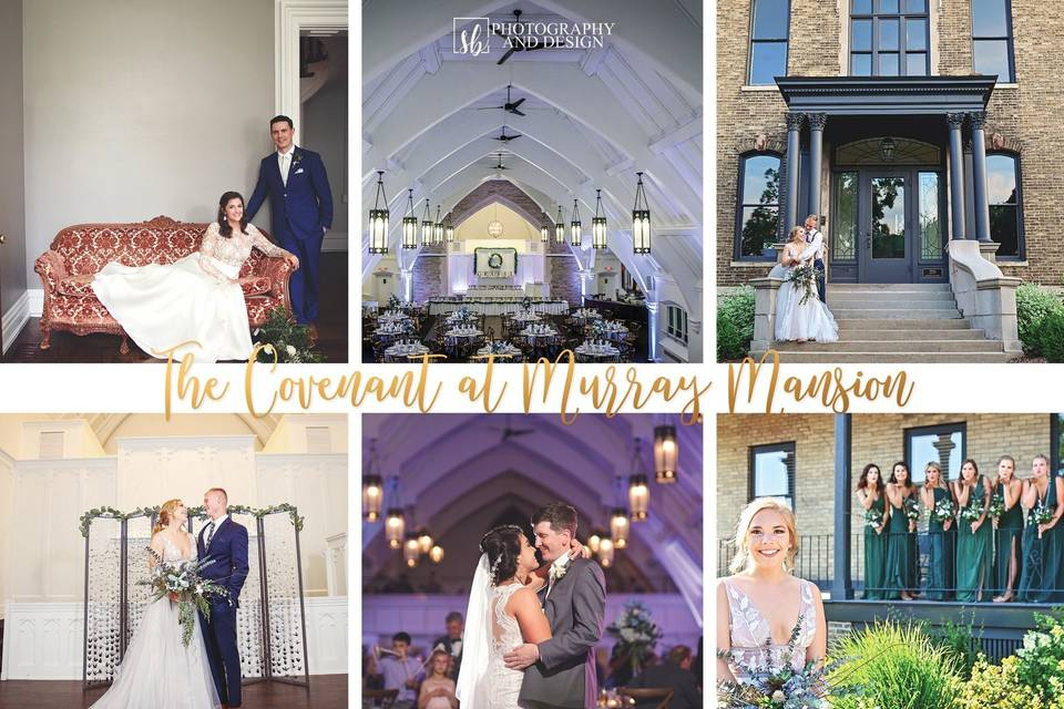 Wedding collage - SB Photography and Design