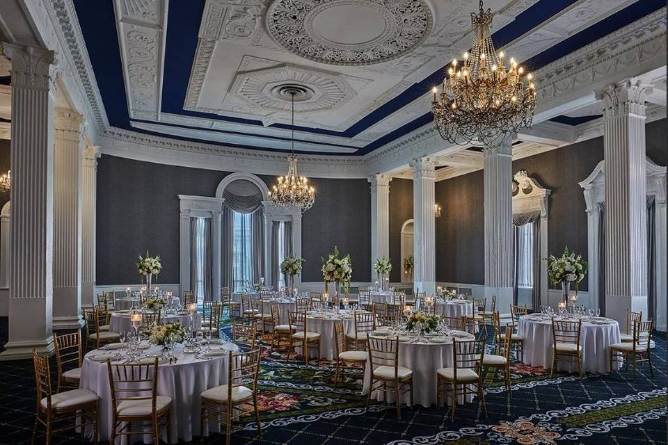 Capital Room Wedding