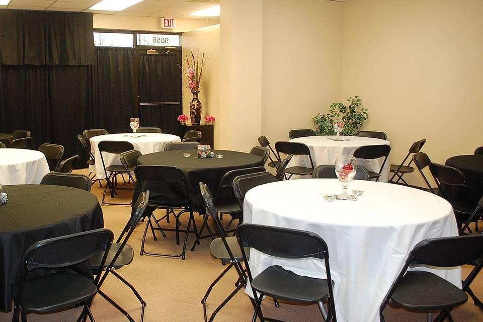 Garner Social Center