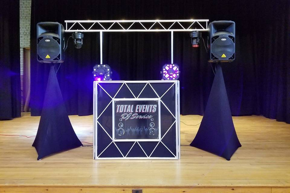 Total Events DJ Service