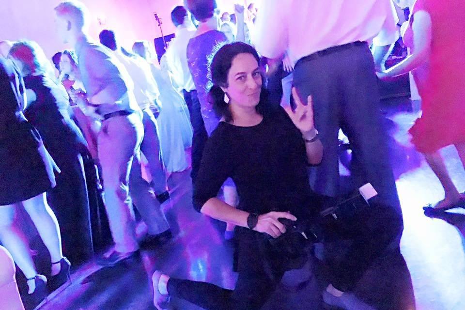 Tiffany on the dance floor - Tiffany Hofeldt Photography