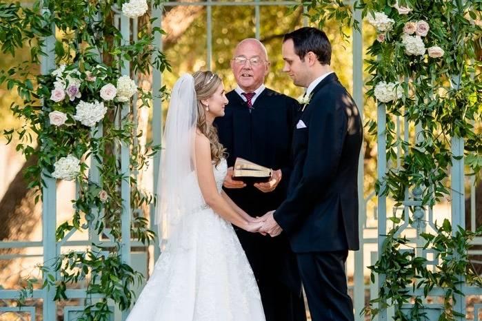 The vows - Tiffany Hofeldt Photography