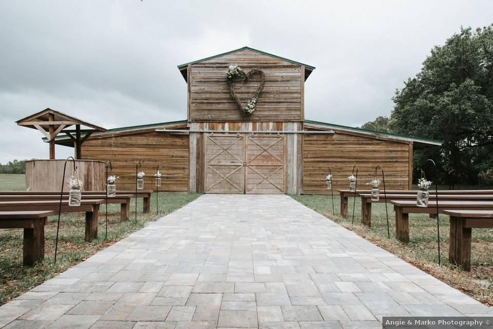 The Enchanting Barn