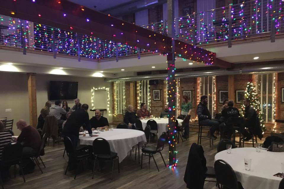 Embers Restaurant and Speakeasy
