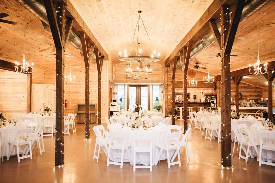 Wedding reception - simply morgan photography