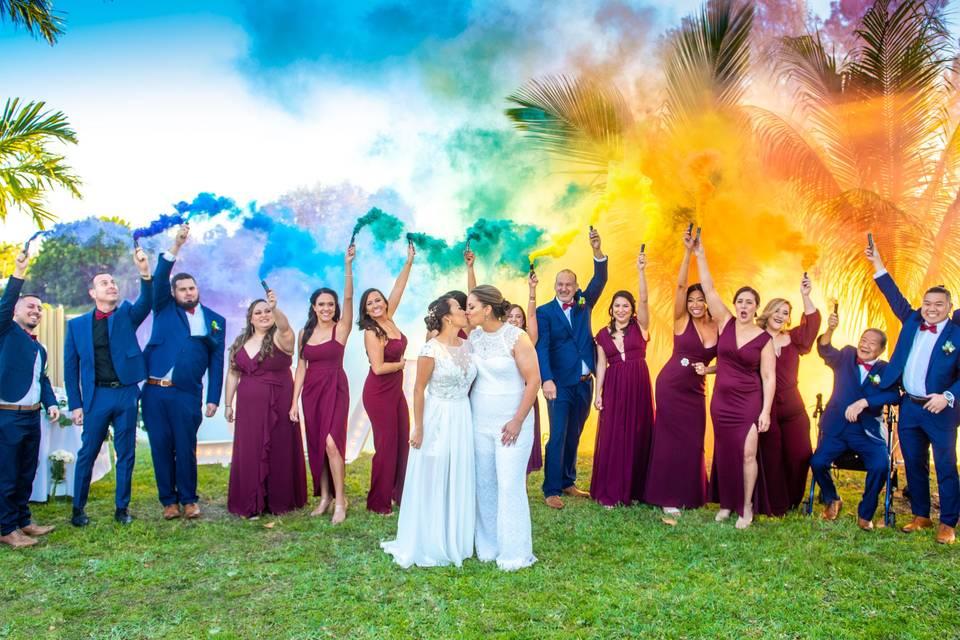 Vivid colors, precious memories - Bells & Whistles Photography + Videography