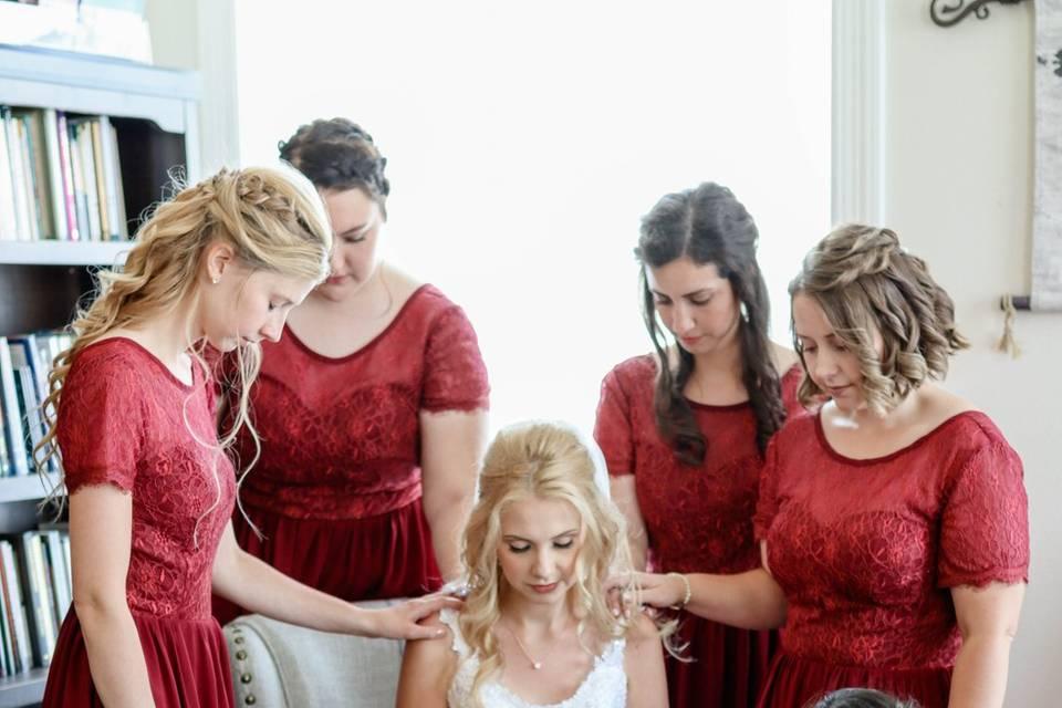 Bridal prayer
