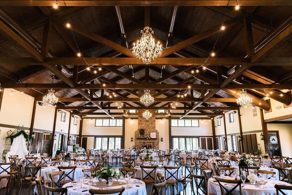 Stunning dining room