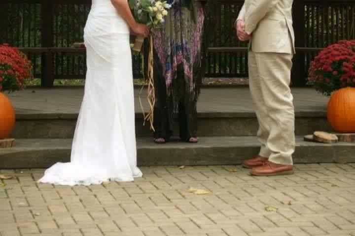 Ashley and Tom's wedding 2014