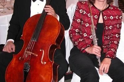 Cello, Flute