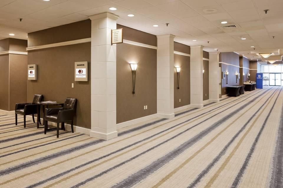 Interior view of the Doubletree by Hilton Boston / Westborough