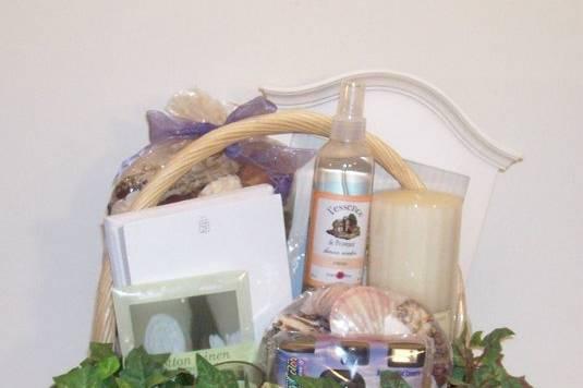 Bridal Gift Basket