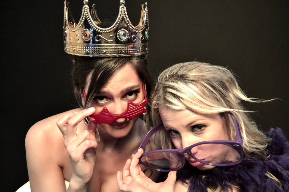 Eleven Photo Booth Rental