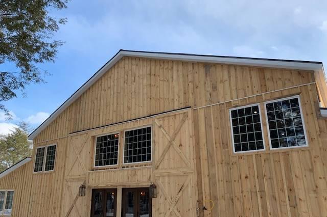 Brookside Barn facade