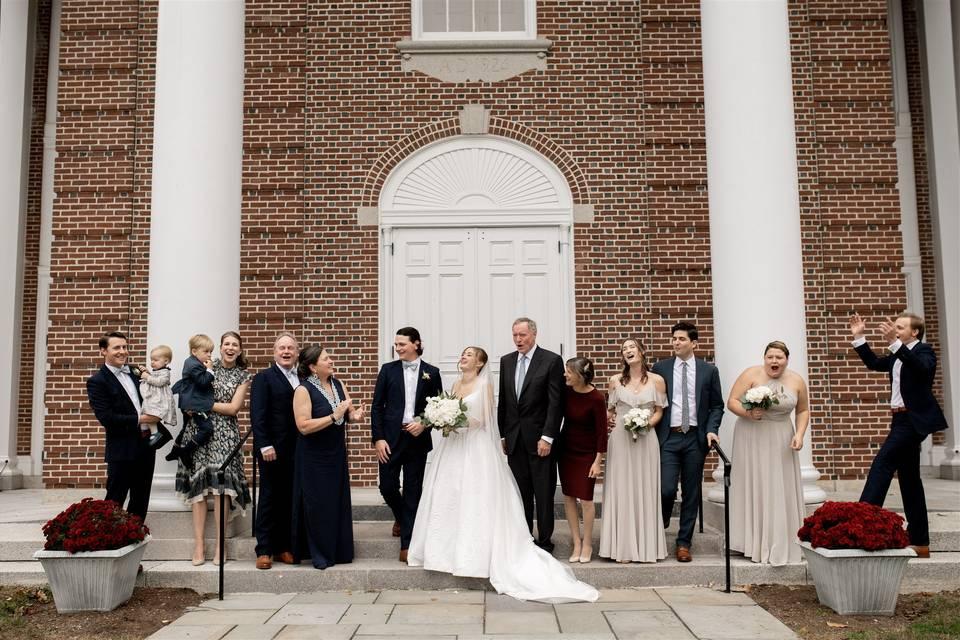 Micro Wedding Guests
