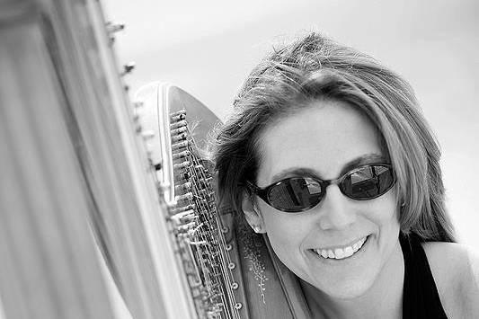Meg Rodgers, Harpist