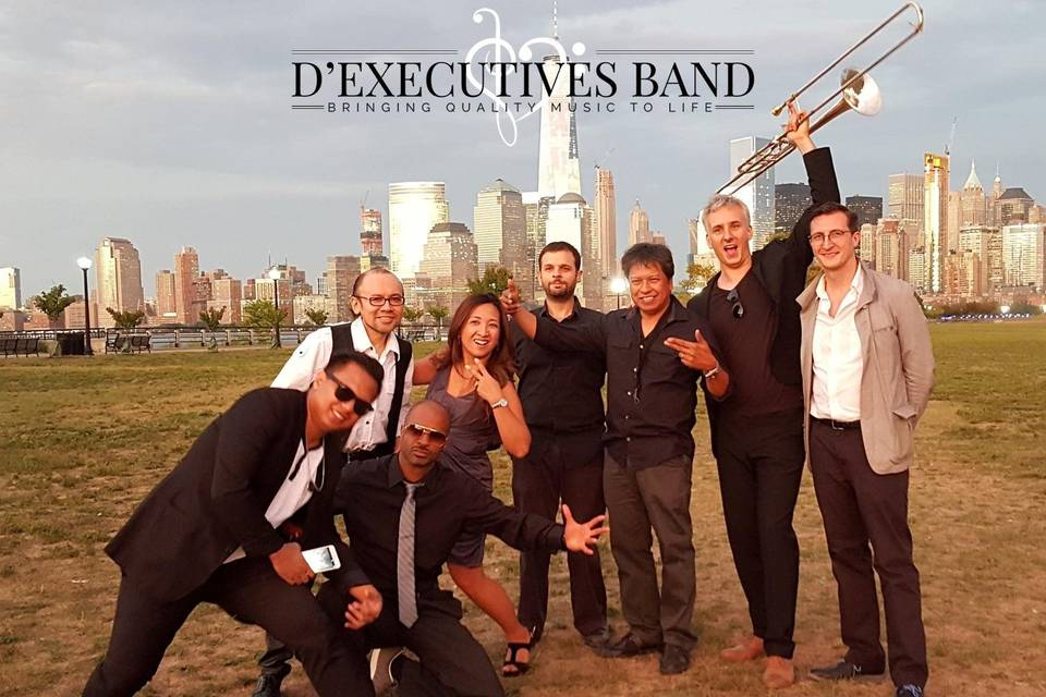 D'Executives Band & DJ Nano