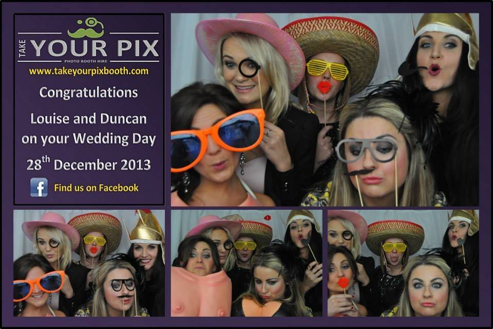 Take Your Pix Photo Booth Hire