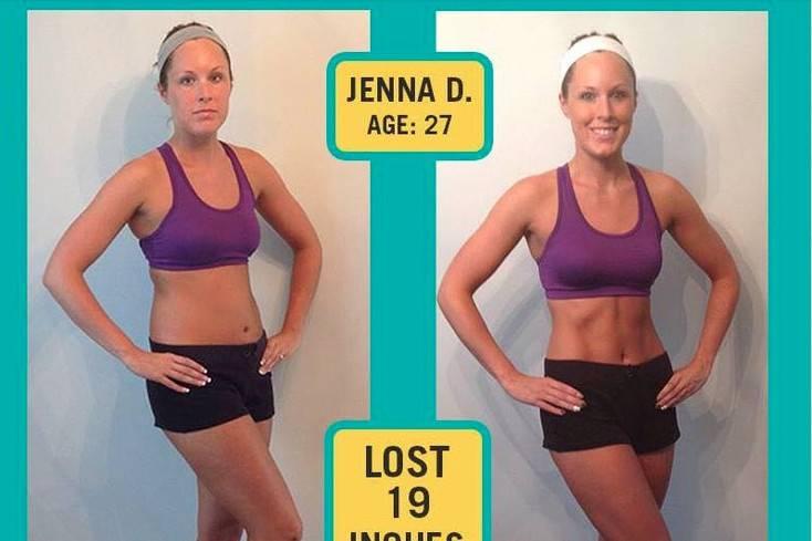 Fitness & Health Coach, Megan Higgins