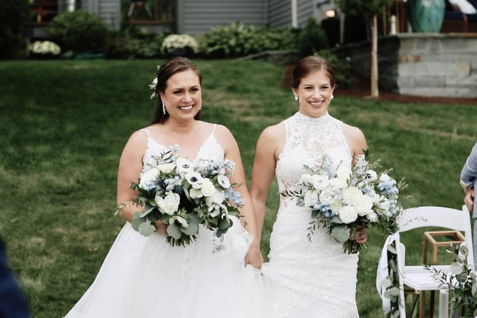 Brides in love - Mountain Mint Films