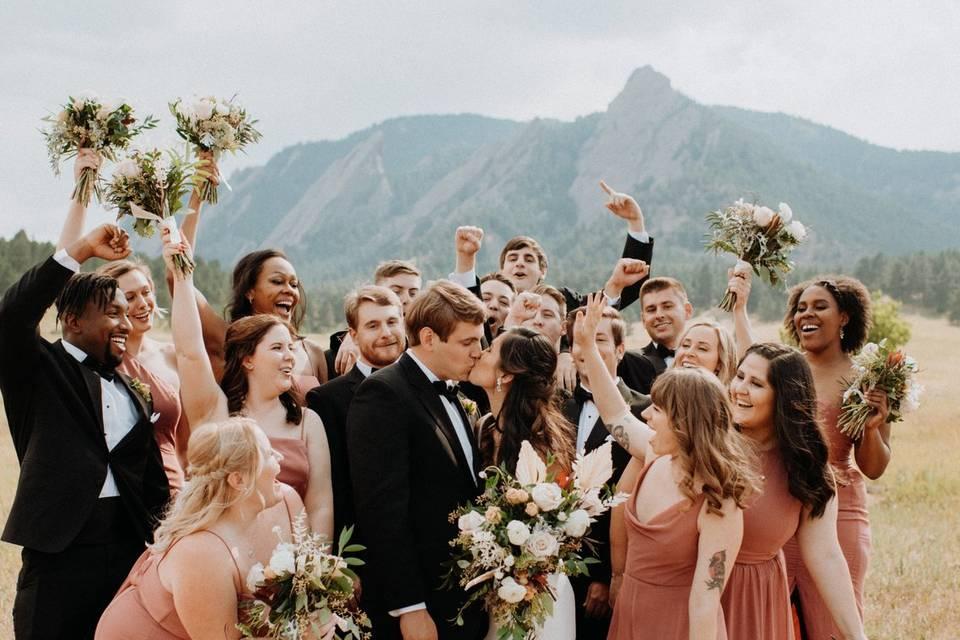 Boulder Bridal Party