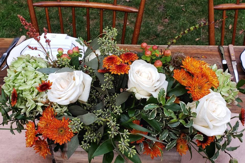 Catskill Wedding Flowers
