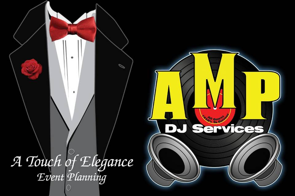 A Touch of Elegance Event Planning and AMP DJ Services is a Family owned business.Sit back, relax and enjoy your event with A Touch of Elegance!