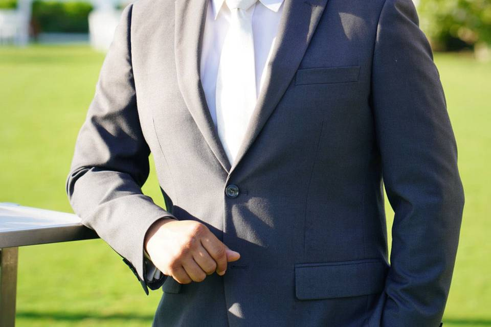 Rev. James / Wedding Officiant